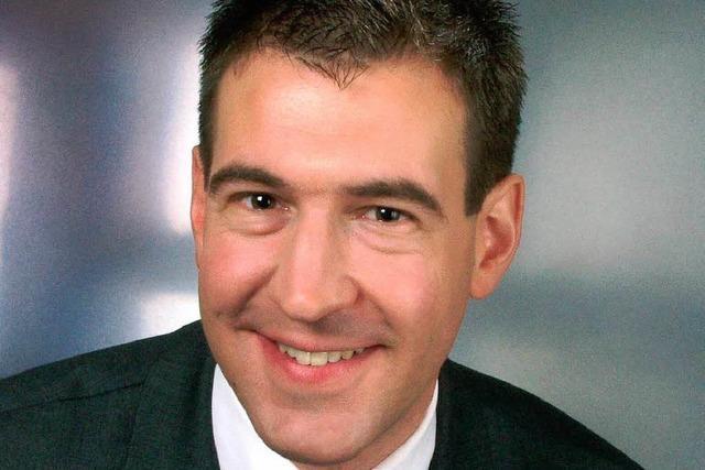 Erik Pauly will für die CDU in den Bundestag