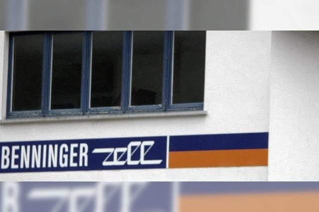 Jetzt Haustarif bei Benninger Zell