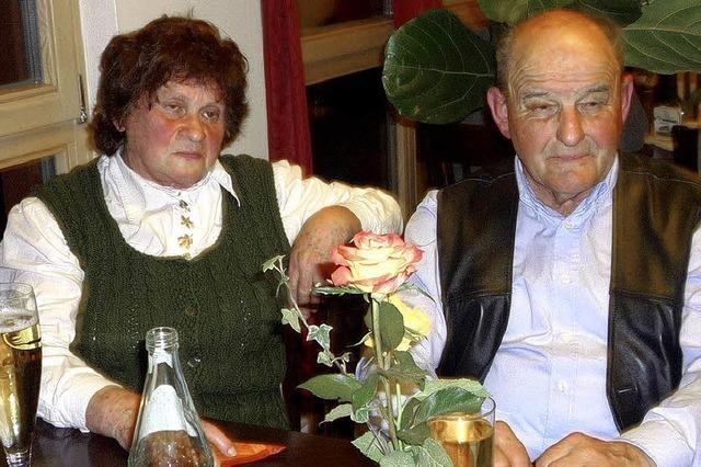 Blumen für die Oma