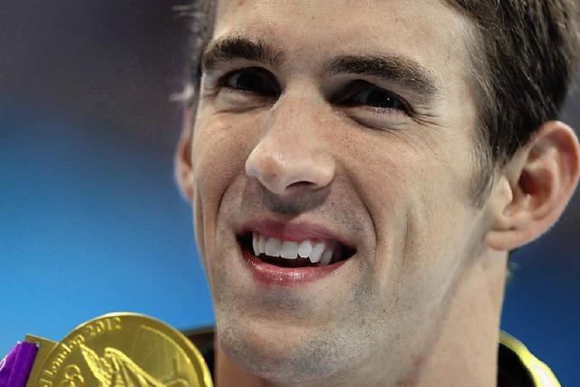 Der Ausnahmeschwimmer verlässt die Sportbühne