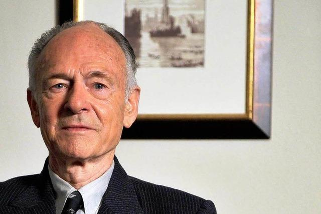 Adenauer – der Boccia-Spieler aus Rhöndorf