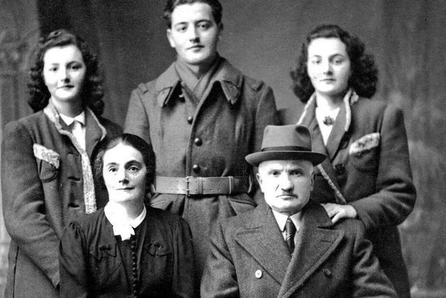 Neues Buch: Eine Freiburger Jüdin, die vor den Nazis floh