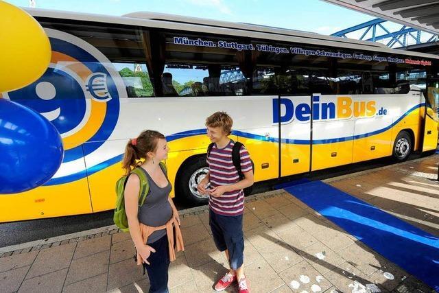 Zweite Fernbuslinie nach Konstanz gestartet
