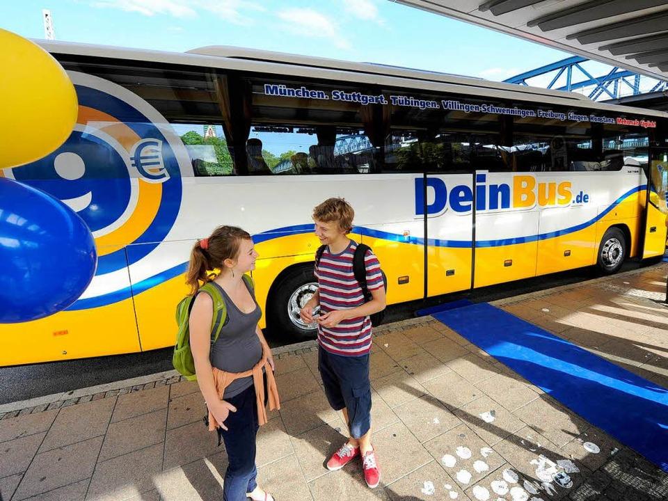Konstanz für einen Euro: Leonie Bauer ...el waren bei der Jungfernfahrt dabei.     Foto: Ingo Schneider