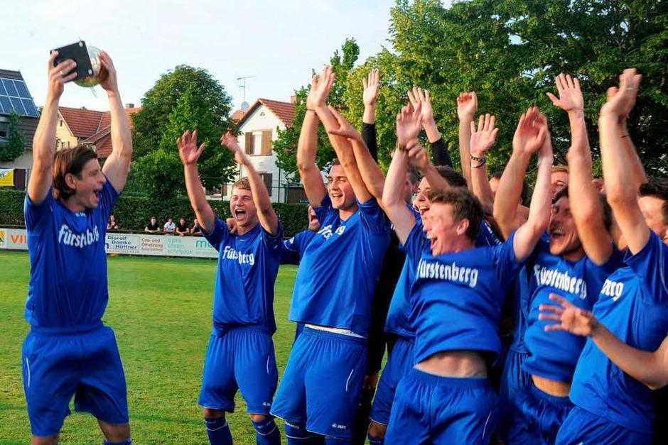Zum ersten Mal hat der Bahlinger SC sein eigenes Turnier gewonnen. (Foto: Meinrad Schön)