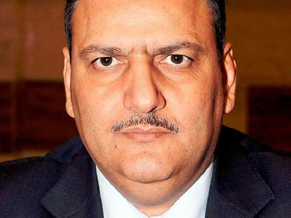 Riad Hidschab.  | Foto: dpa