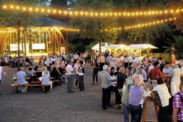 Öchsle-Messe im Lahrer Stadtpark