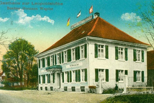 DAS HOTEL LEOPOLDSHÖHE