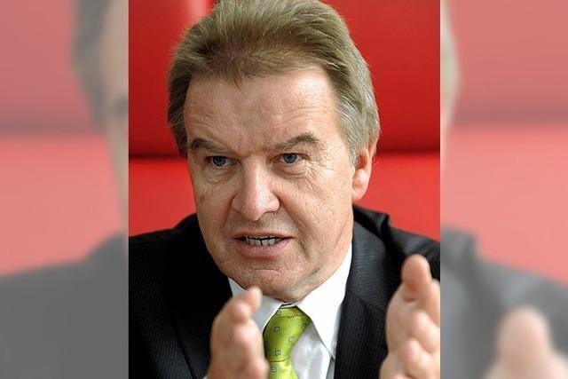 Umweltminister kommt nach Bonndorf