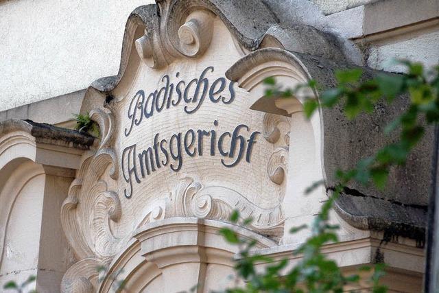 Stickelberger schwört auf Amtsgerichte