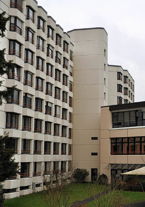 Ein Schnäppchen: die Hochrhein-Eggberg-Klinik    Foto: E. Willers