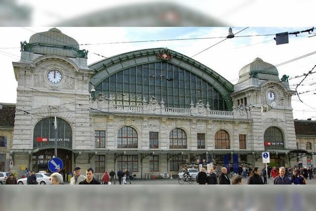 Neuer Selbstbedienungsbereich: SBB baut Bahnhof in Basel um