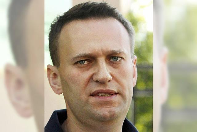 Alexej Nawalny, der Mann der Massenproteste