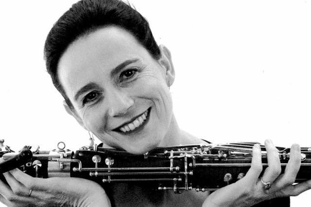 Musik für Fagott und Klavier im tiefen Keller