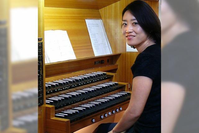 Orgelkunst von Ji-Youn Han