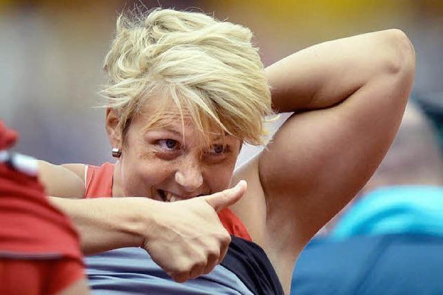 Christina Obergföll: Das Finale kann kommen