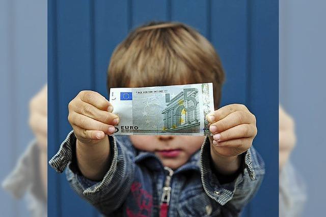 Taschengeldrekord für Deutschlands Nachwuchs