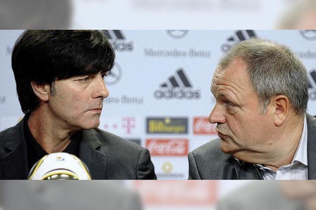 DFB tauscht den Pressesprecher der Nationalmannschaft aus