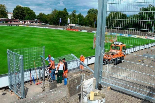 Offenburg rüstet sich für den Pokal-Hit gegen St. Pauli