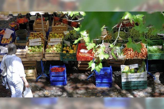 Wochenmärkte im Kreis Lörrach