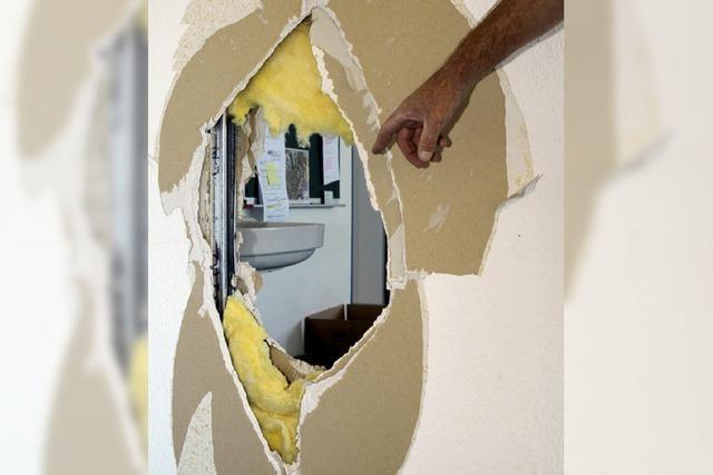 Enorme Schäden durch Einbrecher