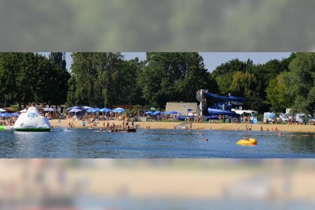 Wetter verhagelt Strandbad-Bilanz