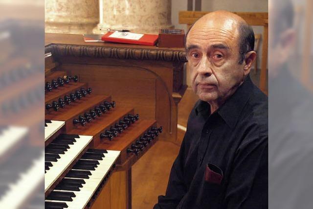 Meister der Klangwogen und der liedhaften Weisen