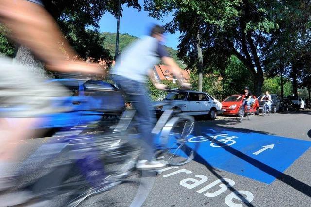 Rad-Vorrang-Netz: Land übernimmt die Hälfte der Kosten
