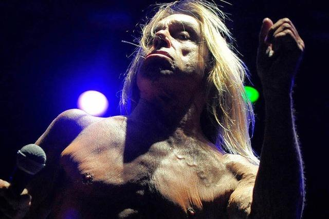 Wie war's bei... Iggy and The Stooges in Colmar?
