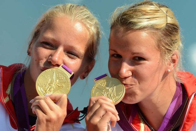 Goldener Tag für deutsche Kanuten – zwei Olympiasiege