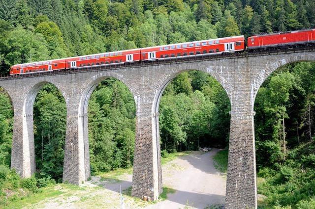 Höllentalbahn wird saniert – Reisende müssen mit dem Bus fahren