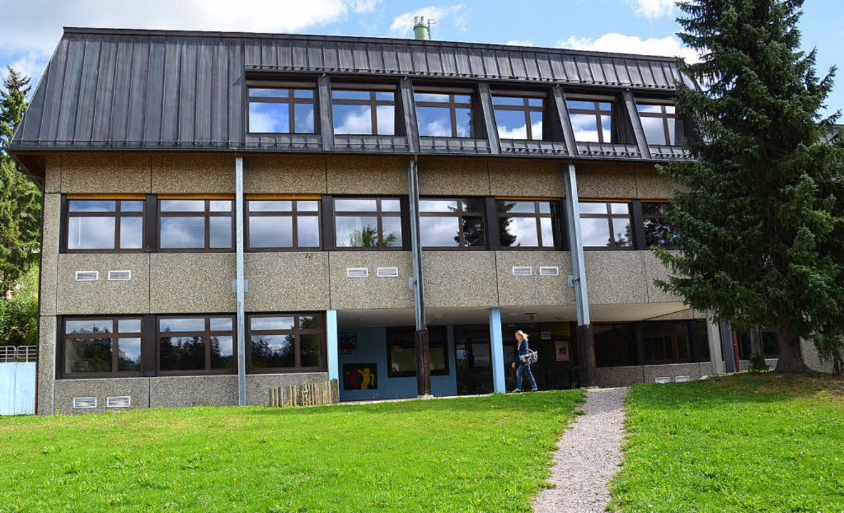 Sommerberg-Werkrealschule Lenzkirch und Grundschule Lenzkirch  | Foto: Ralf Morys