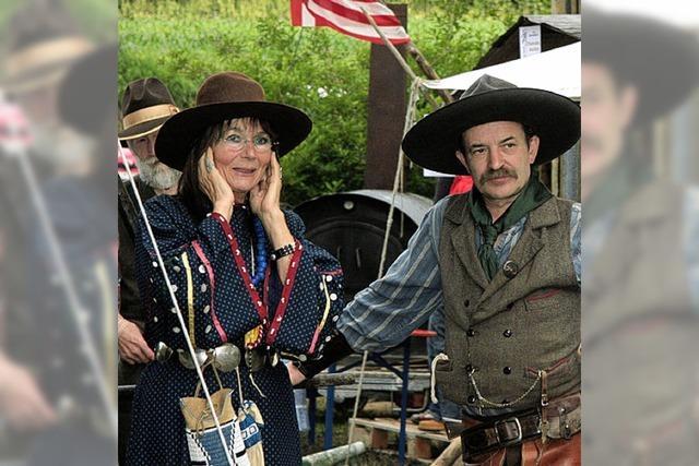 Cowboys, Trapper und Indianer im Altdorfer Ried