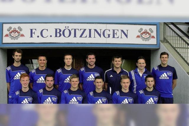 FC Bötzingen: Neu formierte Mannschaft hofft auf Zuschauer