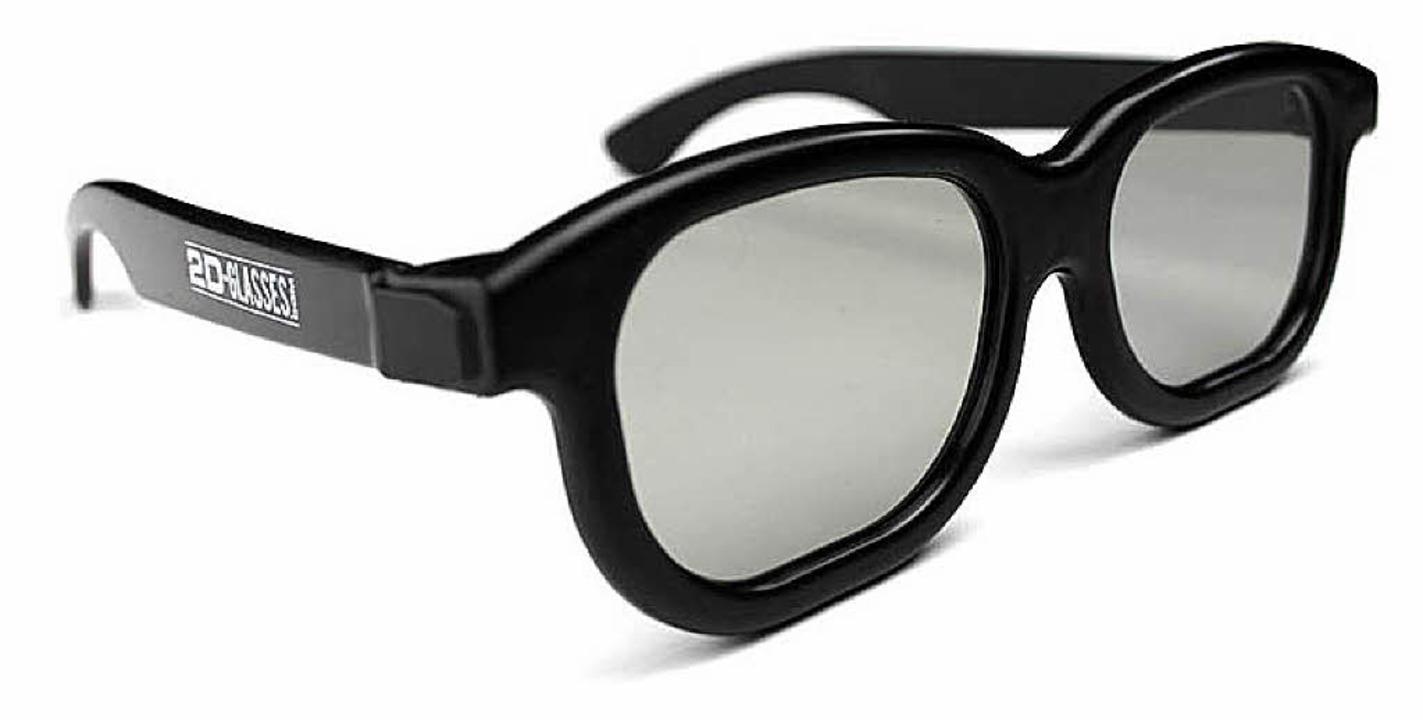 2-D-Brille    Foto: getdigital