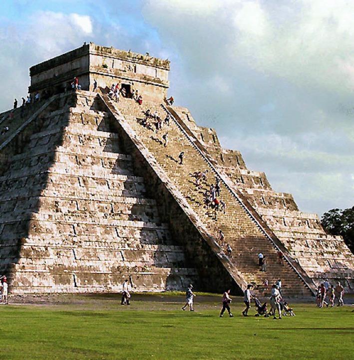 Mexiko setzt 2012 auf den Weltuntergang  | Foto: Verwendung weltweit, usage worldwide