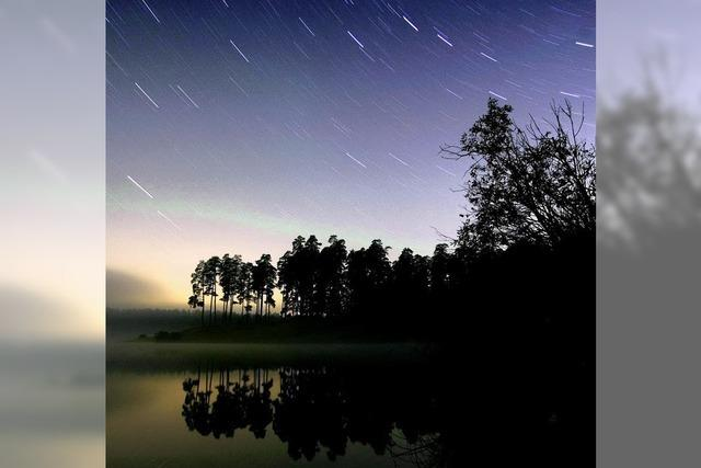 Am Wochenende gute Sicht auf Sternschnuppenschauer