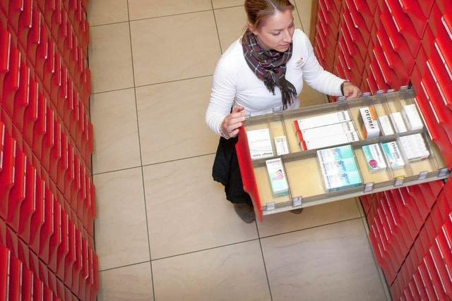 Auf dem Land gibt es immer weniger Apotheken