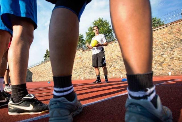 Hessische Häftlinge lassen sich zu Trainern ausbilden