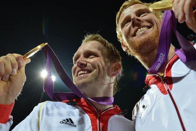 Brink & Reckermann holen erstes Beachvolleyball-Gold
