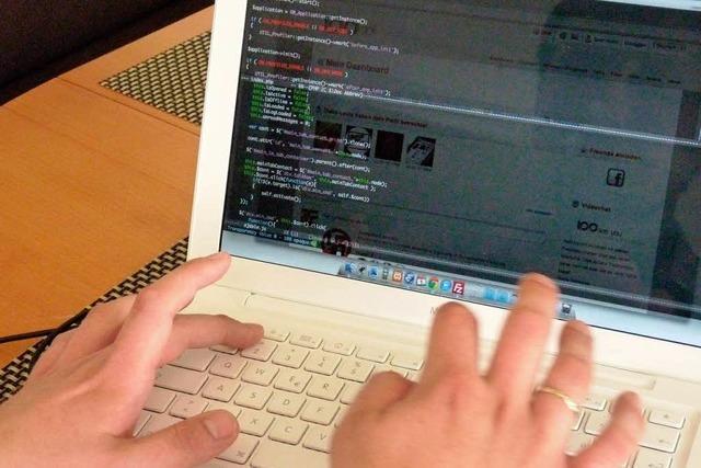 Schopfheimer programmiert ein neues soziales Netzwerk