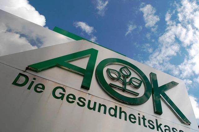 AOK erhebt 2013 keinen Zusatzbeitrag