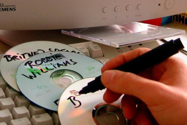 BGH stärkt Musikbranche im Kampf gegen illegale Downloads