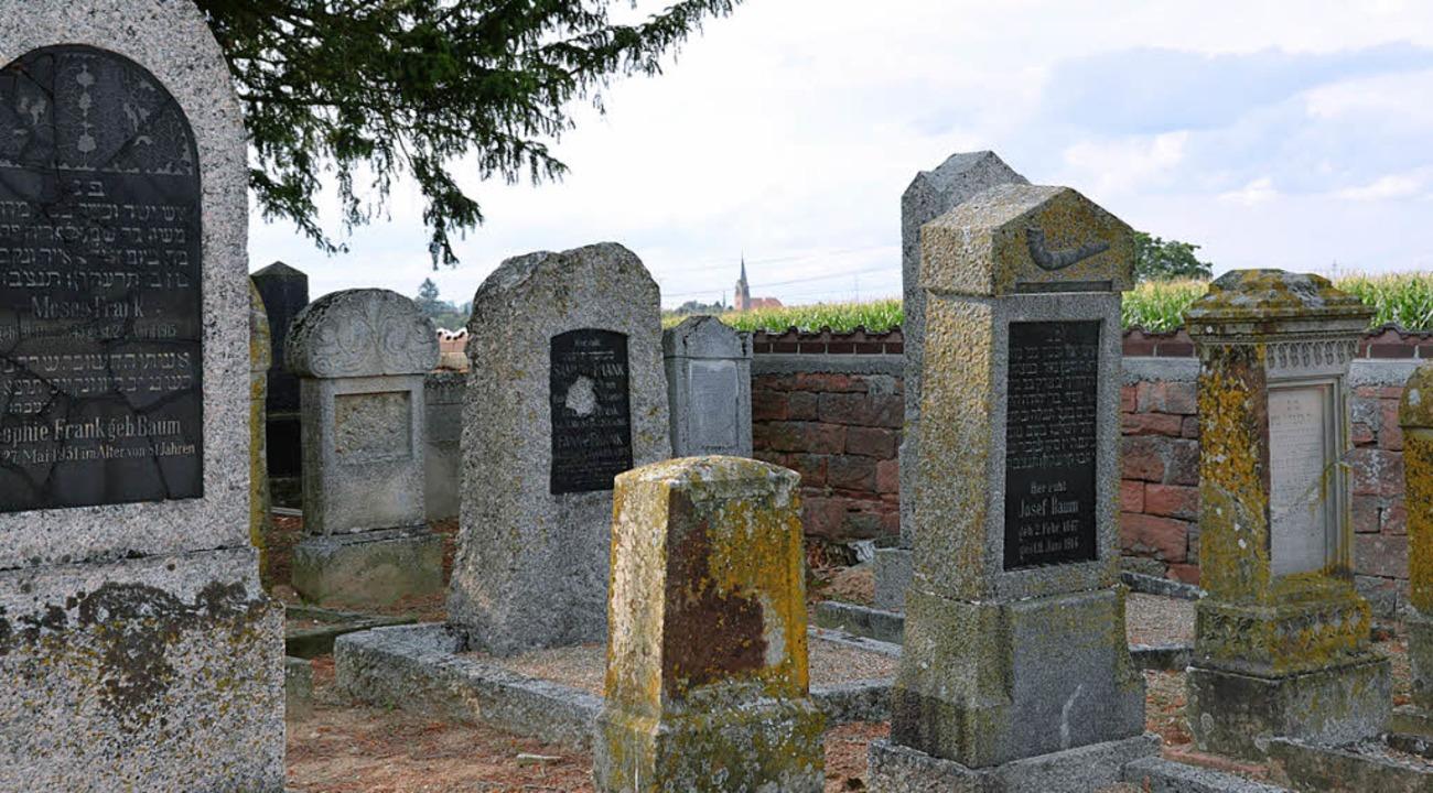 Bis 1880 wurden die jüdischen Toten au..., um einen eigenen Friedhof anzulegen.    Foto: Ulrike Derndinger