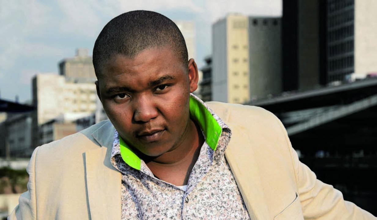 Themba aus Soweto setzt sich für Transsexuelle in Südafrika ein.   | Foto: Manuel Garcia
