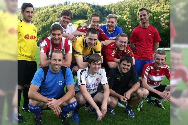 Eine starke Staffel erwartet die hochmotivierten Sportfreunde