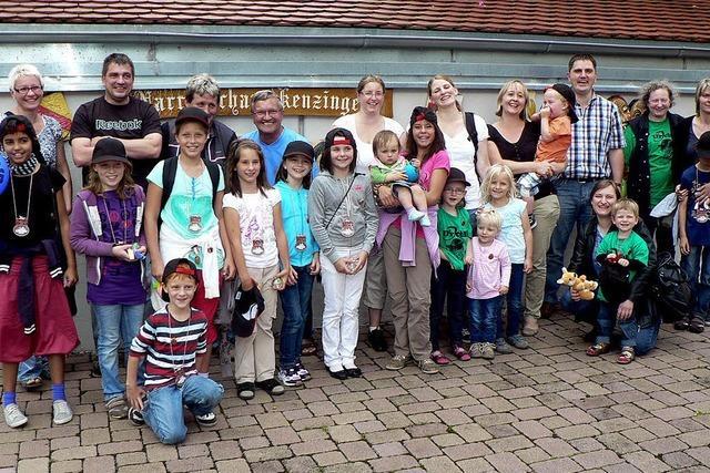 Gutacher Johlia-Kinder besuchten Narrenschau