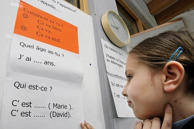 Für 20 Schüler beginnt eine ganz besondere Schulzeit