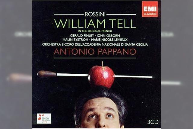CD: OPER: Dirigentenstab trifft Apfel
