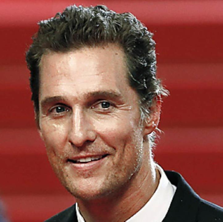 M.  McConaughey  | Foto: dpa